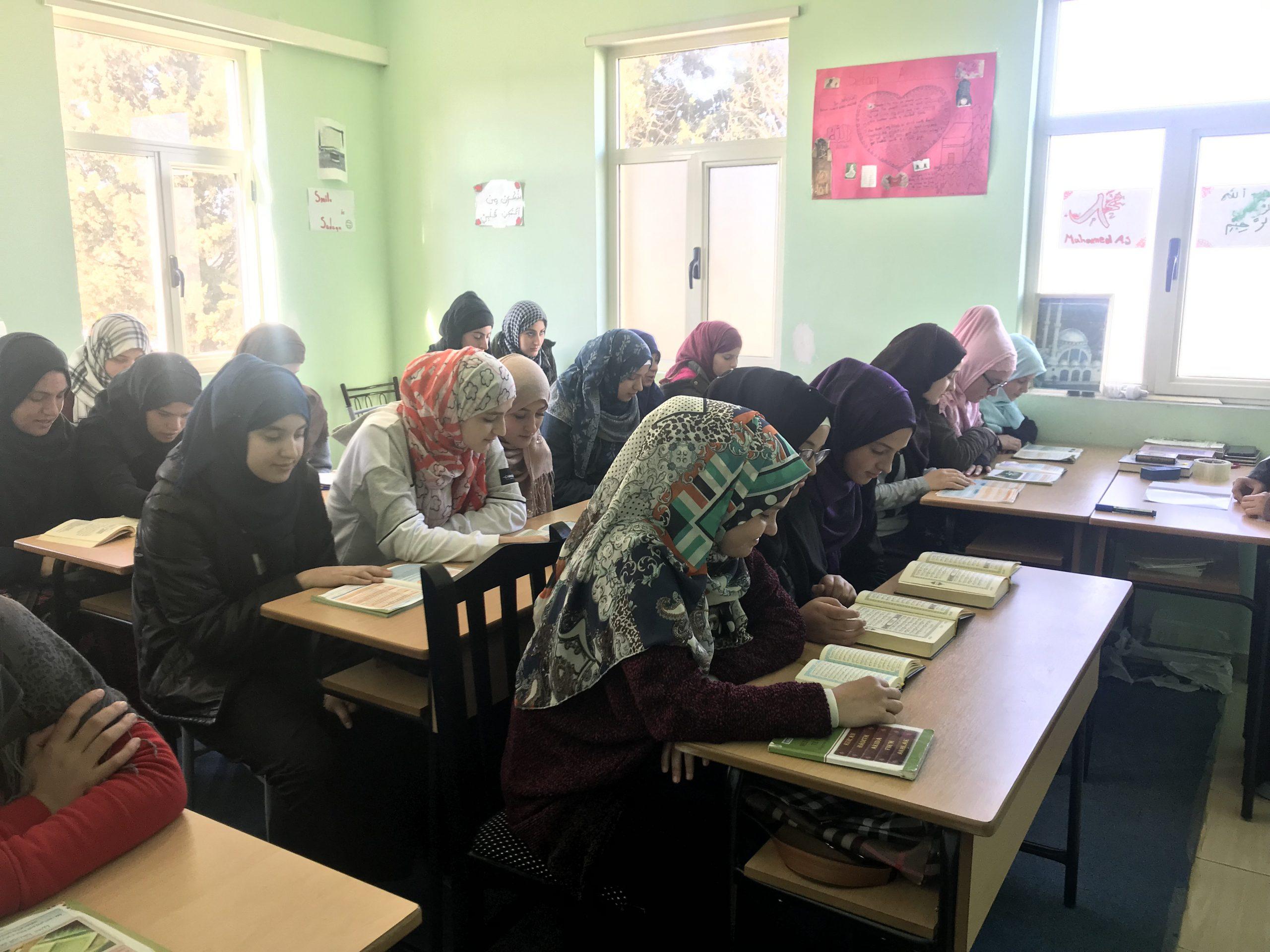 Education Classes – Albania