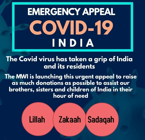 Emergency Covid Appeal – India