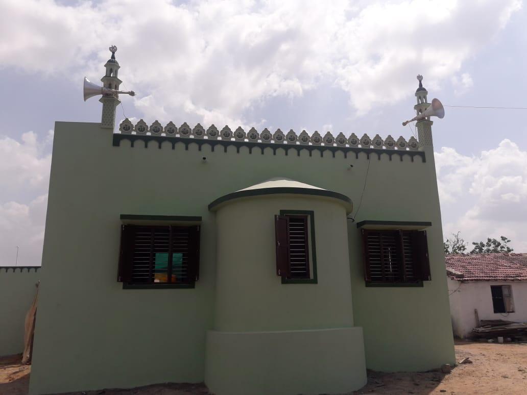 Masaajid Construction