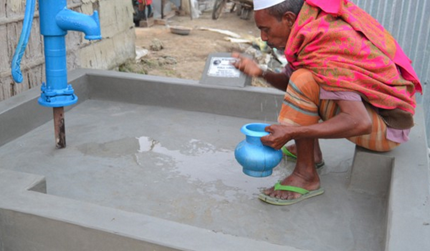 Handpumps – Bangladesh